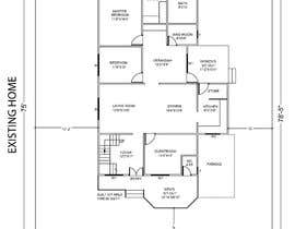 #74 for Need 2D Floor Plan for my home without elevation af chourasiyajuhi0