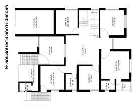 #70 for Need 2D Floor Plan for my home without elevation af farzanayesminbd