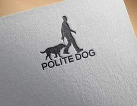 #647 for New Logo - Polite Dog af jenarul121
