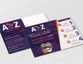 #67 for I need someone to help me design a postcard for my business. af sohelrana210005