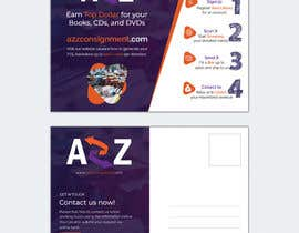 #71 for I need someone to help me design a postcard for my business. af sohelrana210005