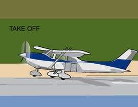 #14 for Illustrations for a flight school by lukkymakka