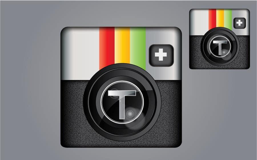 Penyertaan Peraduan #                                        15                                      untuk                                         App Design for  iPhone icon (only 1 icon needed)