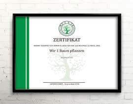Nro 8 kilpailuun Create me a document (certificate) käyttäjältä Heartbd5