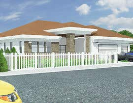 #23 for 3D model / Rendering - residential af sofoniasmelesse