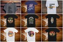 Printful T-Shirt Design için Graphic Design158 No.lu Yarışma Girdisi