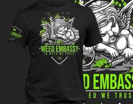 Emranhossain388 tarafından Printful T-Shirt Design için no 90