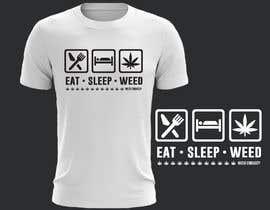 hasembd tarafından Printful T-Shirt Design için no 57