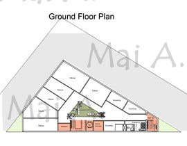 #25 pentru Commercial Building 2D Layout / Plan / Concept/ Ideas drawing needed from scratch de către maiiali52