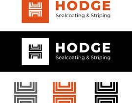 Nro 135 kilpailuun Create a logo and Brand Guide for a new asphalt sealcoating company käyttäjältä gabibaba2000