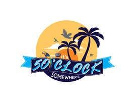 #105 untuk Design a Fun Logo for a New Leisure Boat in the Caribbean oleh shiekhrubel
