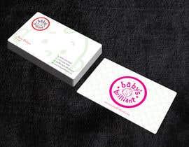 aminur33 tarafından Design some Business Cards for Baby's Brilliant için no 20