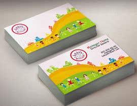 svetlanabolonna tarafından Design some Business Cards for Baby's Brilliant için no 29