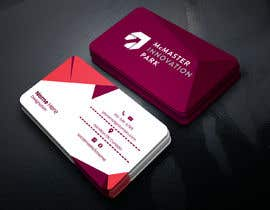 #307 for Design Business Cards by Mubasshirin