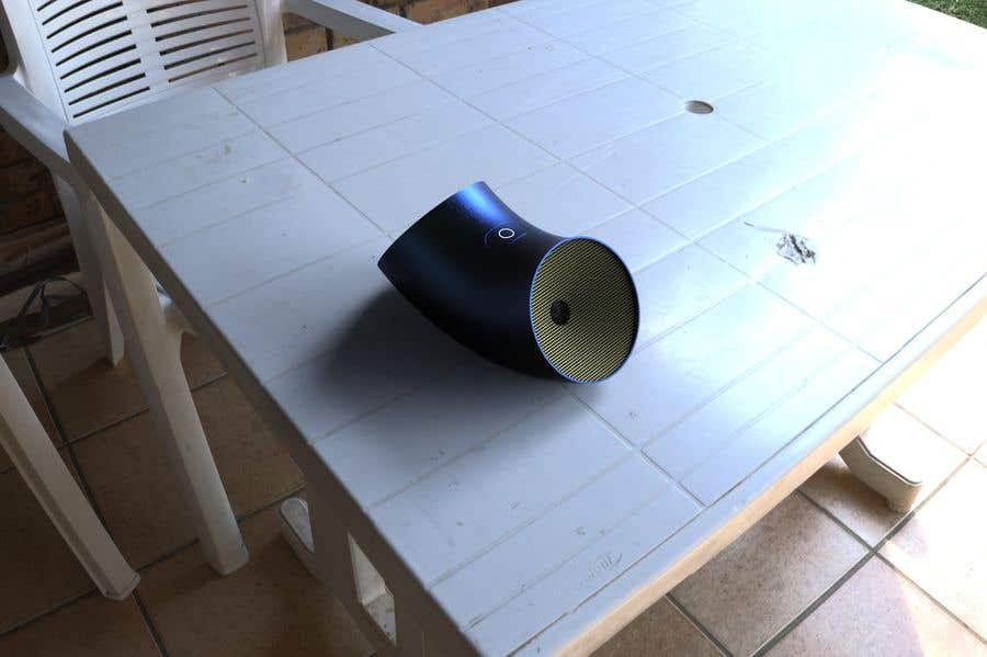 Penyertaan Peraduan #67 untuk Design Bluetooth Speaker (3D File) - example in attachement