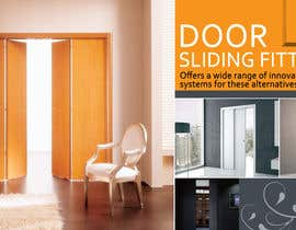 #3 cho Design a Banner for Door Sliding fittings for our website bởi LampangITPlus