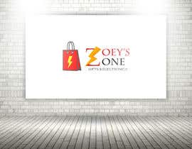 #6 for Zoey's Zone Gifts & Electronics af HexamazeTech