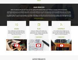 #38 untuk Update Front Page of Website oleh WebCraft111