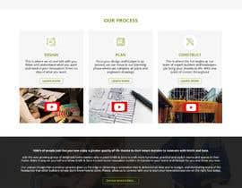 #39 untuk Update Front Page of Website oleh WebCraft111