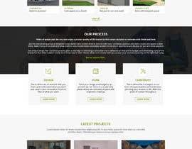 #84 untuk Update Front Page of Website oleh WebCraft111