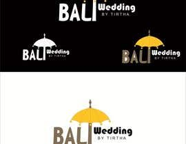 #132 untuk Design a Logo for Bali Wedding by Tirtha oleh rezafrazma