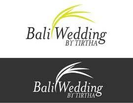 #80 untuk Design a Logo for Bali Wedding by Tirtha oleh KapuyuakGraphics