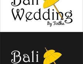 #134 untuk Design a Logo for Bali Wedding by Tirtha oleh ruhanda