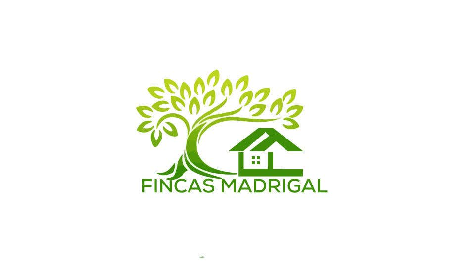 "Konkurrenceindlæg #112 for Logo Design ""Fincas Madrigal"""