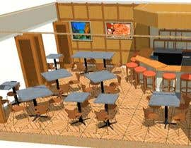 #3 for restaurant design af ronaaron2