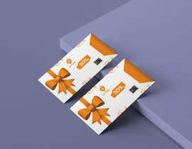 #22 cho Gift card design bởi sohants