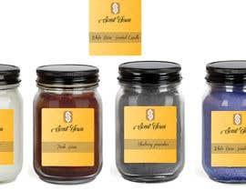 #15 para New Candle Label Designs 4 por freelancerbappye