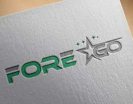 #132 pentru Logo design for FORE*GO de către LogoBox1