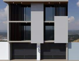 #21 para Facade Design + Render for Small Office por RosaEjeZ