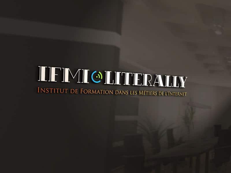 Kilpailutyö #171 kilpailussa Training Institute Logo