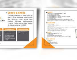 #21 for Small Brochure of a Datacenter Project by raisulrahi9