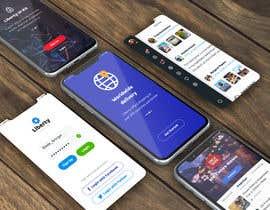 #17 cho UI/UX/branding for positioning service (Mobile browser) bởi SK813