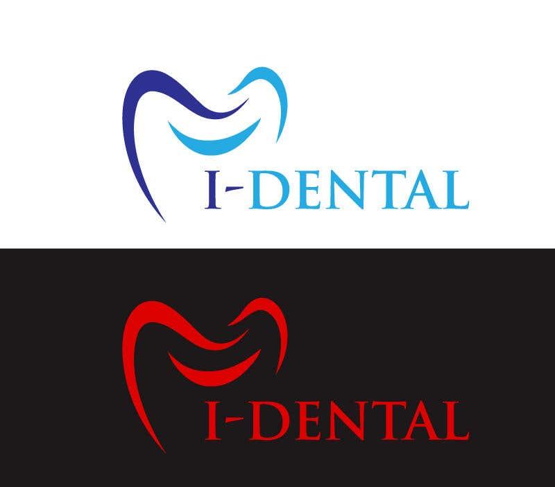 Kilpailutyö #184 kilpailussa Creating a modern logo for our dental company