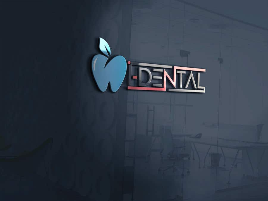 Kilpailutyö #38 kilpailussa Creating a modern logo for our dental company