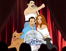 Nro 24 kilpailuun Fun comic book cover käyttäjältä AylinKub