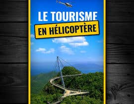 #14 for DVD cover - Helico Tourism by redAphrodisiac