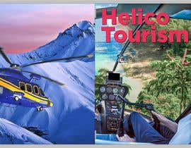 #11 for DVD cover - Helico Tourism by moilyp