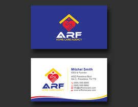 #185 for Design a company business card by patitbiswas