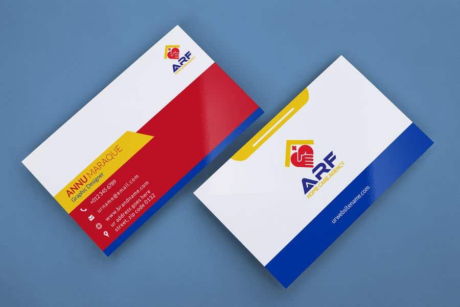 Konkurrenceindlæg #161 for Design a company business card