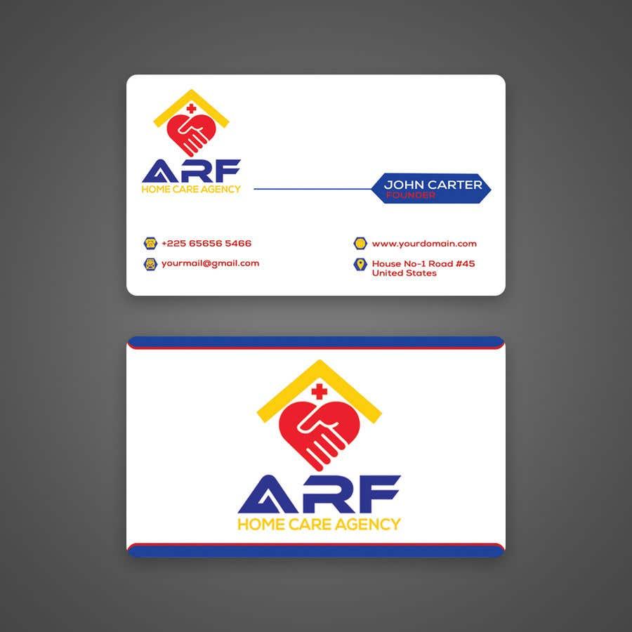Konkurrenceindlæg #353 for Design a company business card