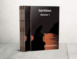 #33 for book cover Geritikon af mustafezur595