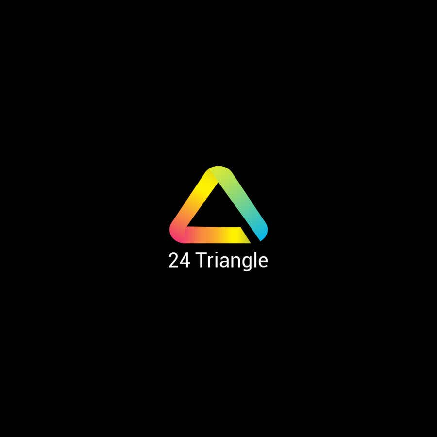 "Konkurrenceindlæg #1247 for Create a logo for ""24 Triangle"""