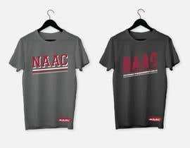 #16 for TEE SHIRT DESIGN NAAC SWIM TEAM af doubledesignd