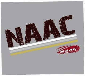Proposition n°12 du concours TEE SHIRT DESIGN NAAC SWIM TEAM