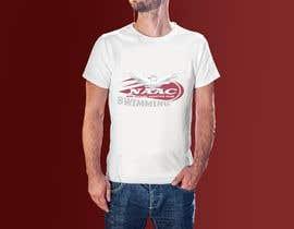 Nro 17 kilpailuun Swim Team TEe Shirt Design käyttäjältä Sparklewinners
