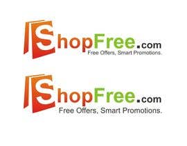 #100 for Logo Design for ShopFree.com by taffy1529
